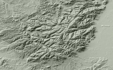 Cumul neige par pas de 6h 1 à 10 jours
