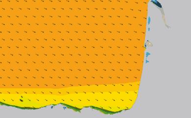 Prévisions houle côte Nouvelle-Aquitaine prévisions HD WAM 1km