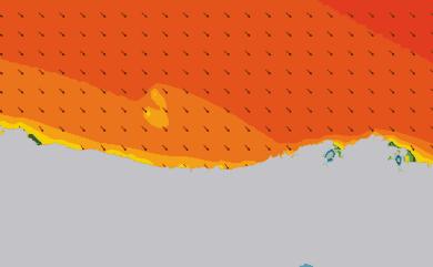 Prévisions de houle HD 96h Santander, Cantabrie WAM 1km