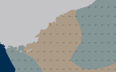 Prévisions Houle Côte d'Azur prévisions HD WAM 5km