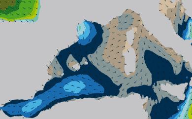 Prévisions Houle Mer Méditerranée prévisions HD WAM 5km
