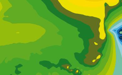 Prévisions de houle 11 à 16 jours Maroc, Portugal, Canaries WAM 54km