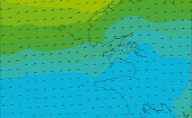 Prévisions de vent HD 96h Pointe Bretagne, Finistère WRF 5km